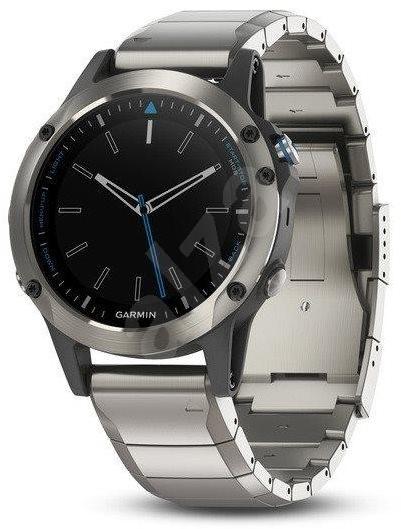 Garmin Quatix5 Sapphire Optic - Chytré hodinky