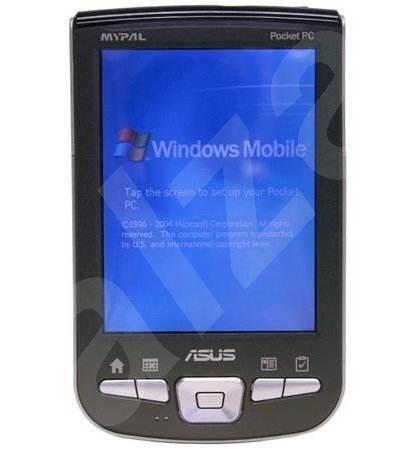 ASUS MyPal A730W/ 128MB RAM/ 64MB ROM/ PXA270-520MHz/ CF/ MMC+SD/ BT/ WiFi/ FOTO/ PcktPC 2003 CZ -