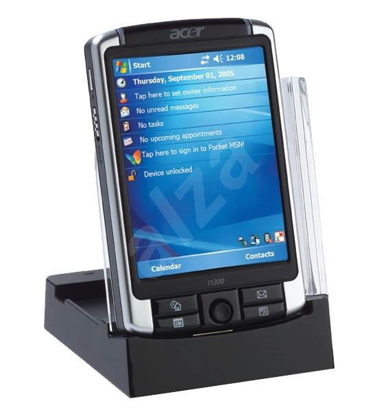 "Acer n311 PDA/ 128MB RAM/ 64MB ROM/ SAMSUNG 400MHz/ SD+MMC/ BT/ WiFi/ 3.7"" VGA/ W Mobile 5.0 -"