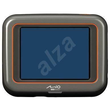 MIO DigiWalker C220 GPS(SiRF III), MMC+SD, podrobné mapy 8 států východní Evropy + průjezdově západn -
