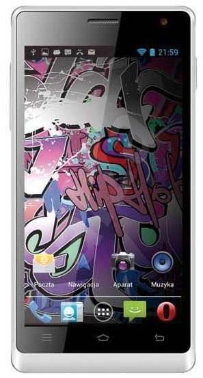 MyPhone Fun 2 bílý - Mobilní telefon