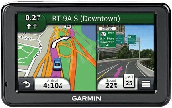 Garmin Nuvi 2495 Europe Lifetime - GPS navigace