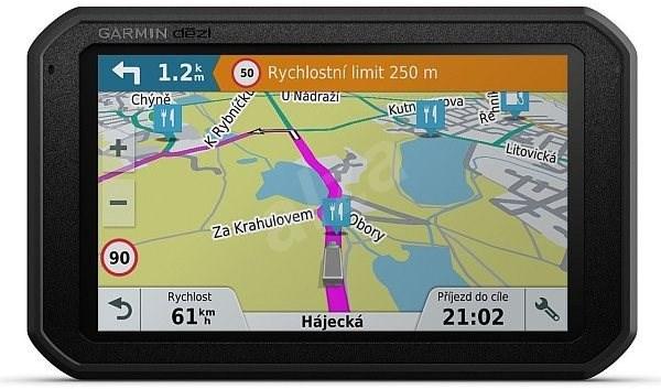 Garmin dezl 780T-D Lifetime Europe45 - GPS navigace