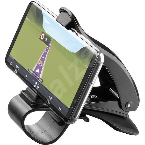 CellularLine Pilot View černý - Držák na mobilní telefon  ce69d61fac