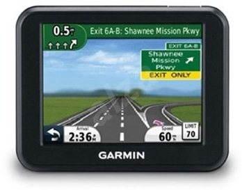 Garmin Nuvi 30 ČR Lifetime - GPS navigace