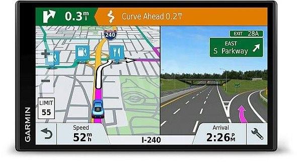 Garmin DriveSmart 61S Lifetime Europe 45 - GPS navigace