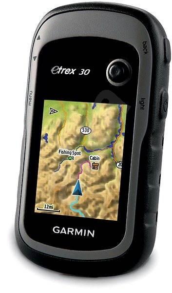 Garmin eTrex 30 - Ruční GPS navigace  474450db28