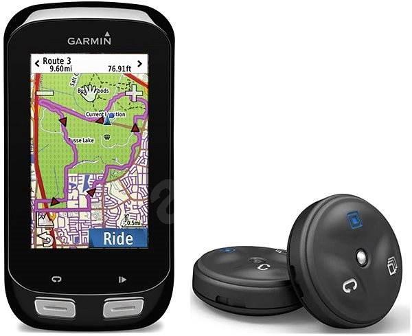 Garmin Edge 1000 PRO Bundle - Cyklonavigace  8ac604bfe0