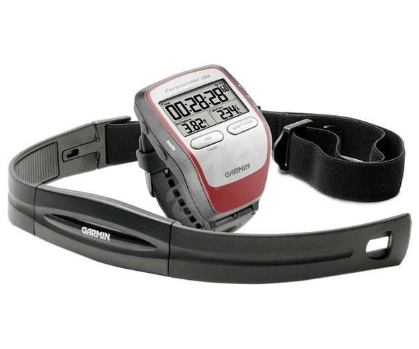 Garmin Forerunner 305 - GPS Sporttester