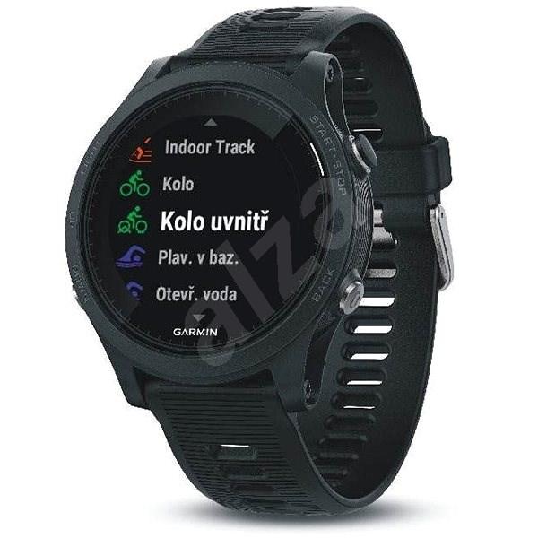 Garmin Forerunner 935 Black - Chytré hodinky
