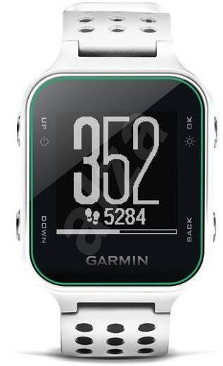 Garmin Approach S20 White Lifetime - Chytré hodinky
