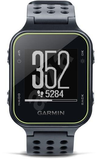 Garmin Approach S20 Slate Lifetime - Chytré hodinky