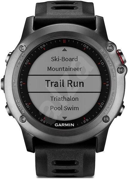 Garmin Fenix 3 Gray - Chytré hodinky  30731cbf61