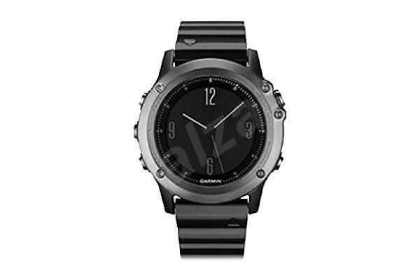 Garmin Fenix 3 Sapphire Gray - Chytré hodinky