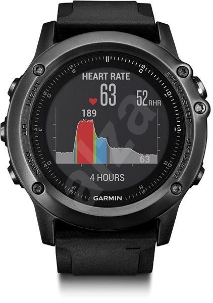Garmin Fenix 3 Sapphire Gray Optic - Chytré hodinky