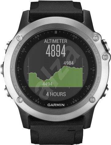 3a31efb24 Garmin Fenix 3 Silver Optic(HR) - Chytré hodinky | Alza.cz