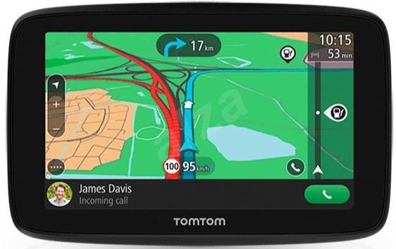 """TomTom GO Essential 6"""" Europe LIFETIME mapy - GPS navigace"""