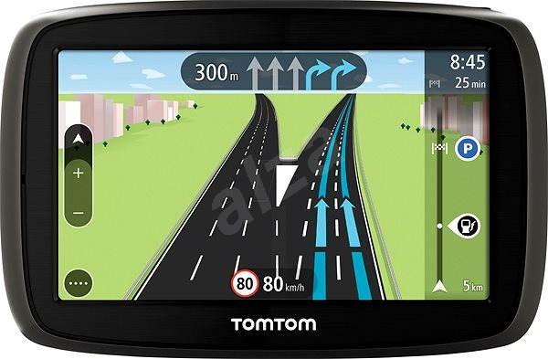 TomTom Start 60 Europe Lifetime mapy - GPS navigace