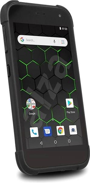 myPhone Hammer Active 2 černá - Mobilní telefon