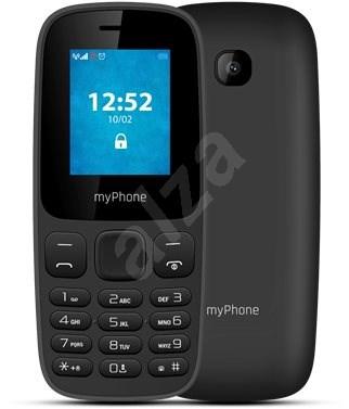 myPhone 3330 černý - Mobilní telefon