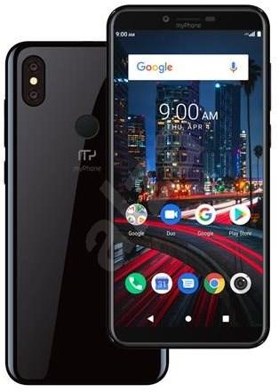 myPhone City 2 černý - Mobilní telefon