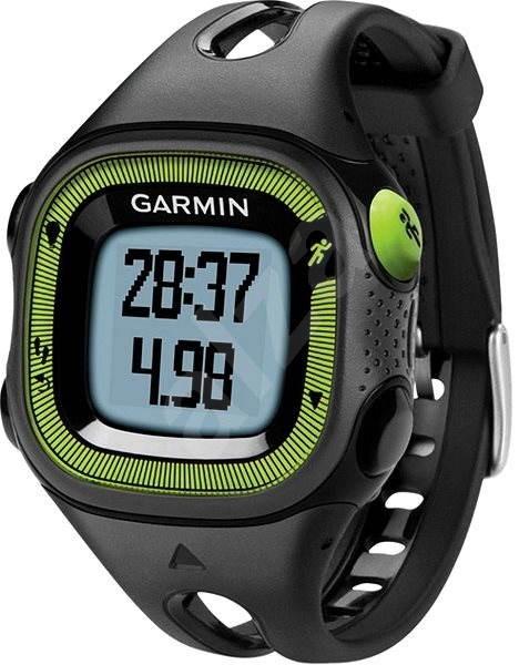 Garmin Forerunner 15 Black Green (velikost S) - Sporttester  2d82d382b40