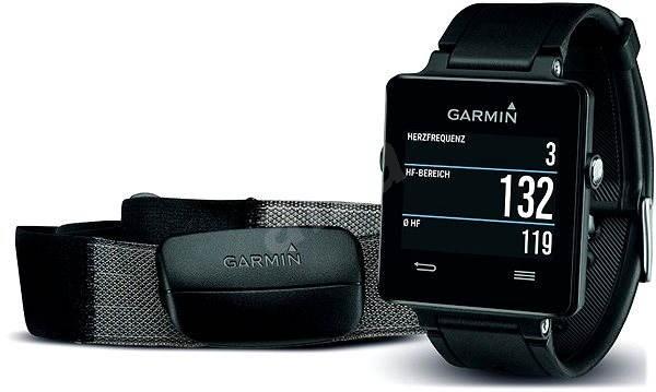 Garmin vívoactive Black HR Premium - Sporttester