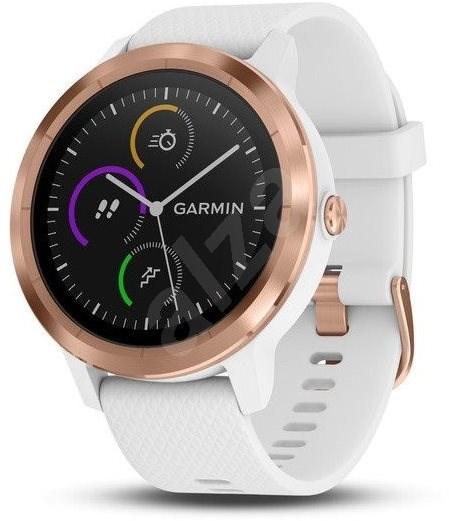 Garmin vívoactive 3 Rose Gold - Chytré hodinky