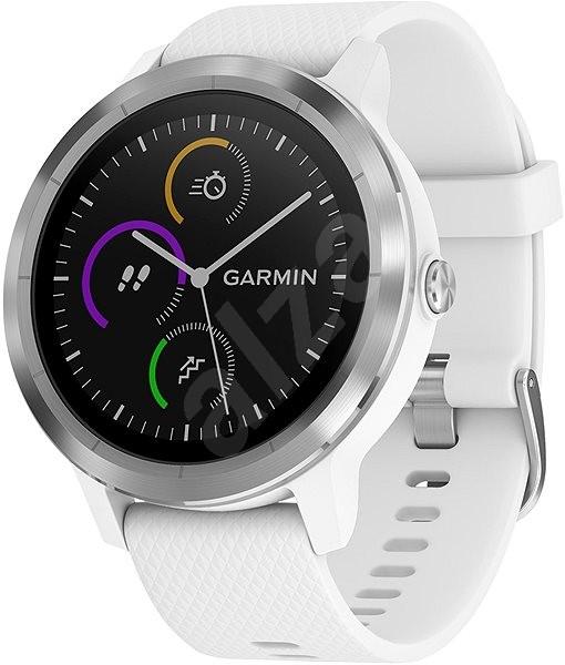 f4215660a Garmin vívoactive 3 White Silver - Chytré hodinky | Alza.cz