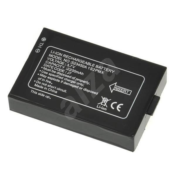 VDO Dayton PN4000 Battery 2200mAh - Nabíjecí baterie