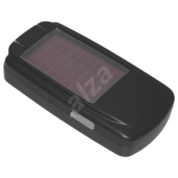 GPS Qstarz BT-Q790 (SiRF III) - navigace přes BlueTooth, napájení solární + 230V + auto adaptér -