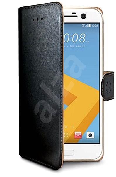 CELLY WALLY551 černé - Pouzdro na mobilní telefon