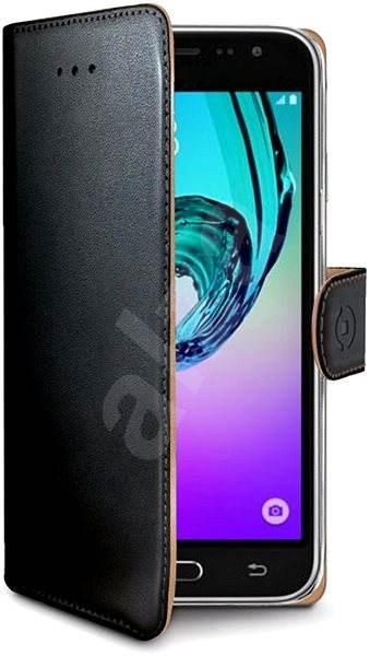 CELLY WALLY555 černé - Pouzdro na mobil