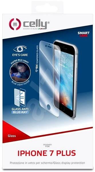 CELLY GLASS pro iPhone 7 Plus - Ochranné sklo