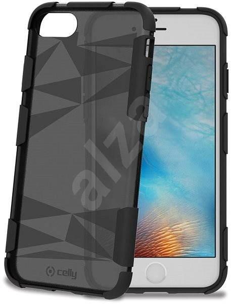 CELLY PRYSMA pro iPhone 7 černý - Ochranný kryt