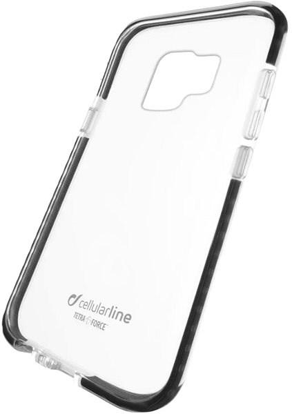 Cellularline Tetra Force Shock-Twist pro Samsung Galaxy S9 černý - Ochranný kryt