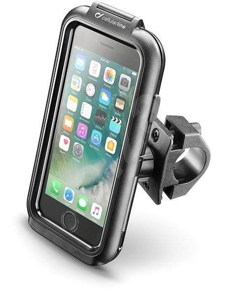 Interphone pro Apple iPhone SE (2020)/8/7/6/6S černé - Pouzdro na mobil
