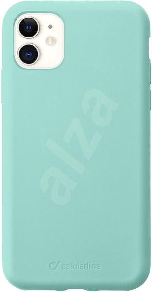 CellularLine SENSATION pro Apple iPhone 11 zelený - Kryt na mobil