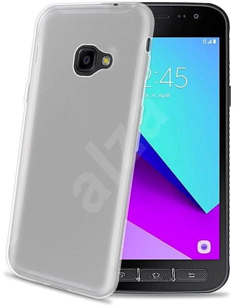 CELLY Gelskin pro Samsung Galaxy Xcover 4 (G390) bezbarvý - Kryt na mobil