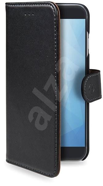 CELLY Wally pro Sony Xperia XZ2 Premium černé - Pouzdro na mobilní telefon