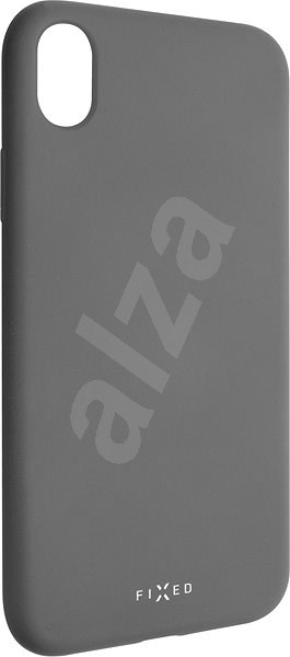 FIXED Story pro Apple iPhone XR, šedý - Kryt na mobil