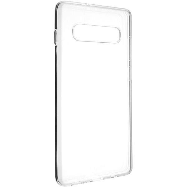 FIXED pro Samsung Galaxy S10+ čirý - Kryt na mobil