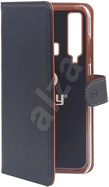 CELLY Wally pro Samsung Galaxy A9 (2018) černé - Pouzdro na mobilní telefon