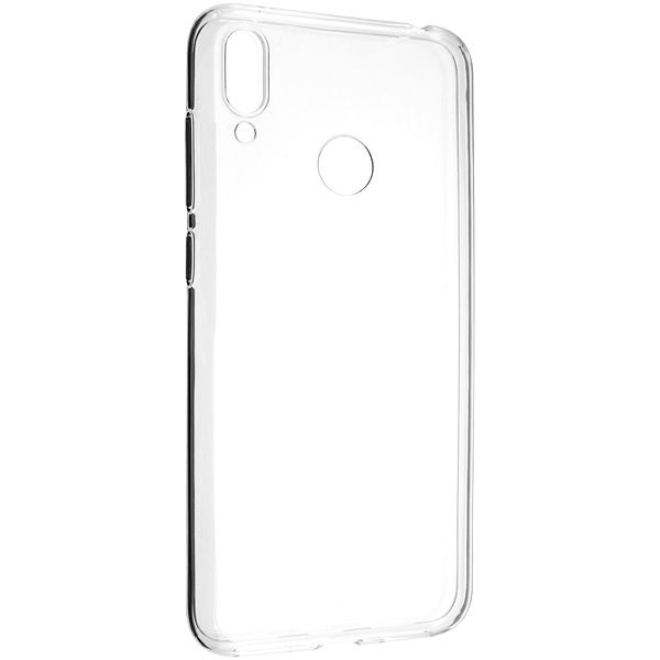 FIXED Skin pro Huawei Y7 (2019) čirý - Kryt na mobil