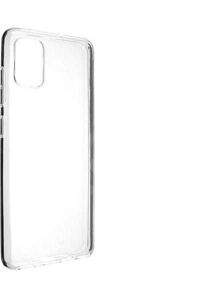 FIXED Skin pro Samsung Galaxy A51 0.6 mm čiré - Kryt na mobil