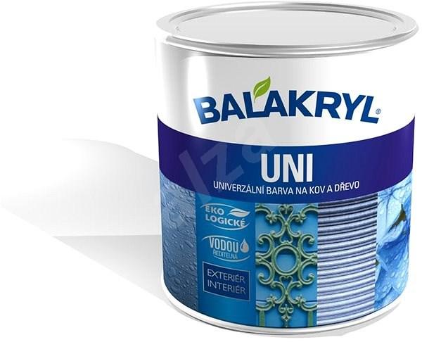BALAKRYL Uni mat bílá 0100 0,7 kg - Barva