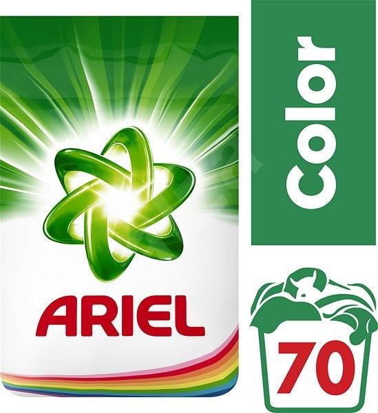 ARIEL Color 5,25 kg (70 praní) - Prací prášek