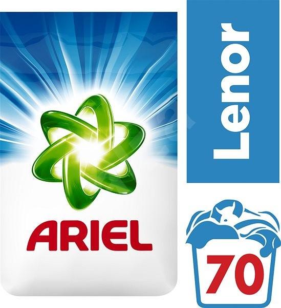 ARIEL Touch of Lenor 5,25 kg (70 praní) - Prací prášek