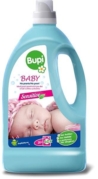 BUPI Baby Tekutý prací prostředek 3 l (40 praní) - Prací gel