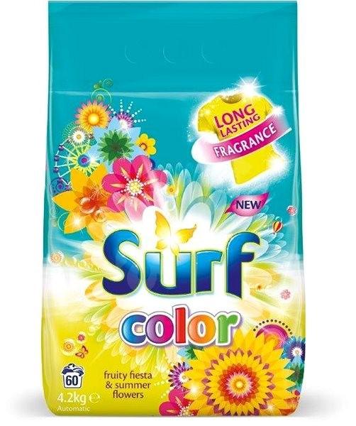 SURF Color Fruity Fiesta 4,20 kg (60 praní) - Prací prášek